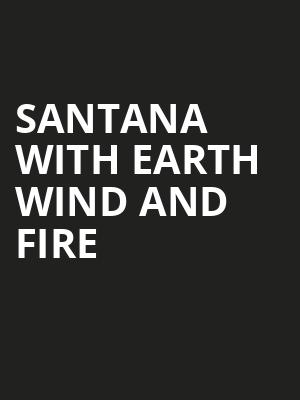 Santana with Earth Wind and Fire, Sunlight Supply Amphitheater, Portland