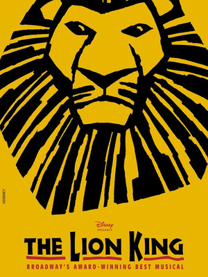 The Lion King, Keller Auditorium, Portland