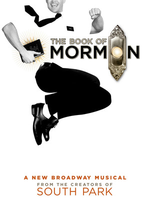 The Book of Mormon Poster