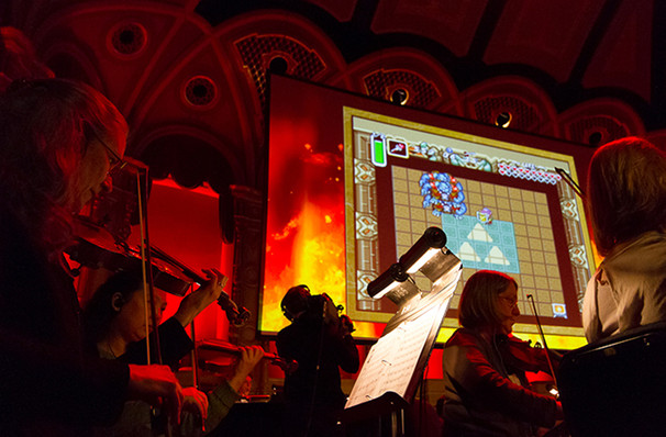 The Legend Of Zelda Symphony of The Goddesses, Arlene Schnitzer Concert Hall, Portland