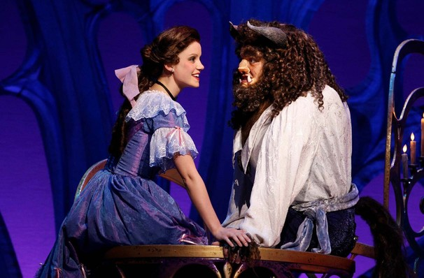 Disneys Beauty and the Beast, Newmark Theatre, Portland