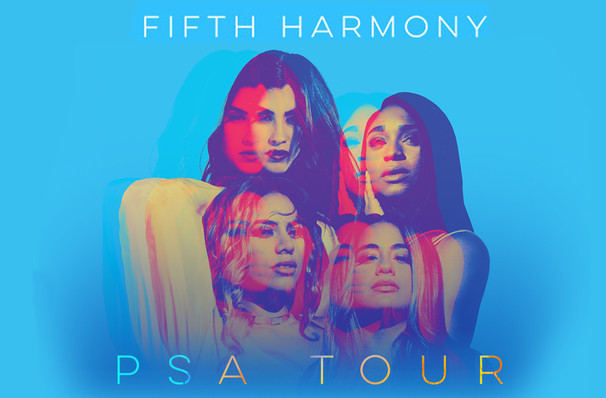 Fifth Harmony coming to Portland!