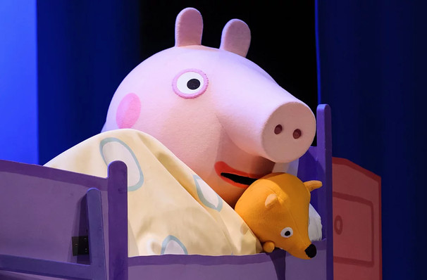 Peppa Pig's Big Splash dates for your diary