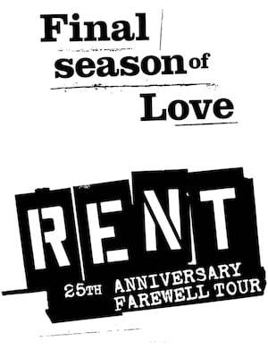 Rent, Keller Auditorium, Portland