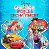 Disney On Ice Worlds of Enchantment, Moda Center, Portland