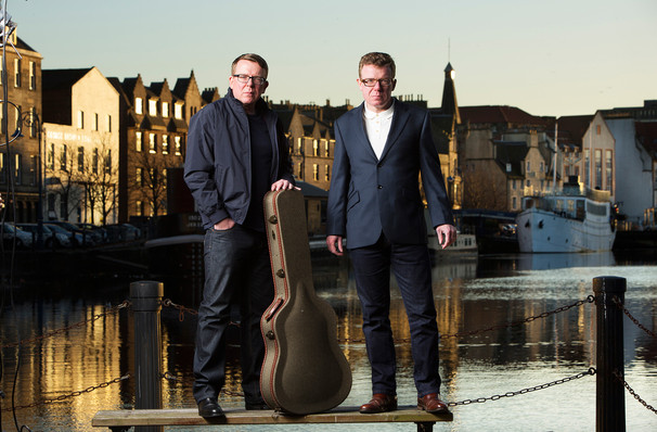 Dates announced for The Proclaimers